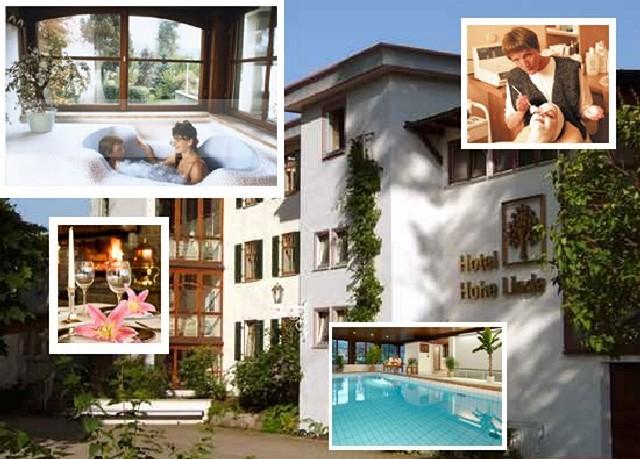 Isny auf Wellnesshotel-Deutschland - Hotel Hohe Linde